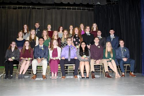 2019 National Honor Society